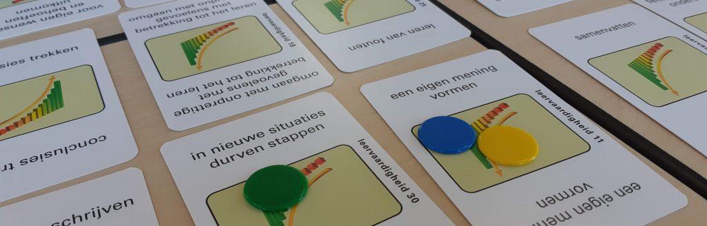 leervaardigheden-leerenontwikkelingsspel